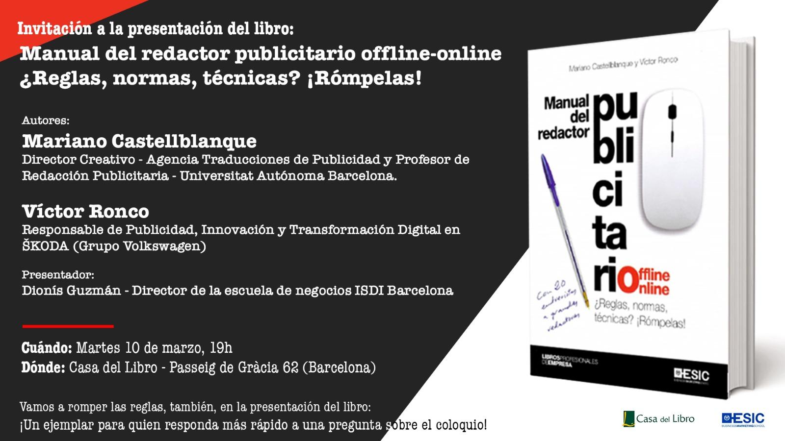 """Estás invitado a un """"nacimiento"""" en la Casa del Libro de Barcelona"""